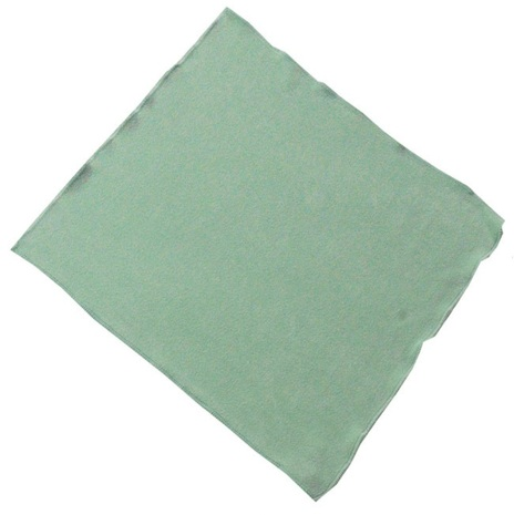 KRPA mikro tkana, 38 x 38 cm, zelena, Green-Tex® Handy Light