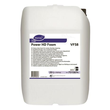 Sredstvo za prehrambeno industrijo Power HD Foam VF58, 20 L