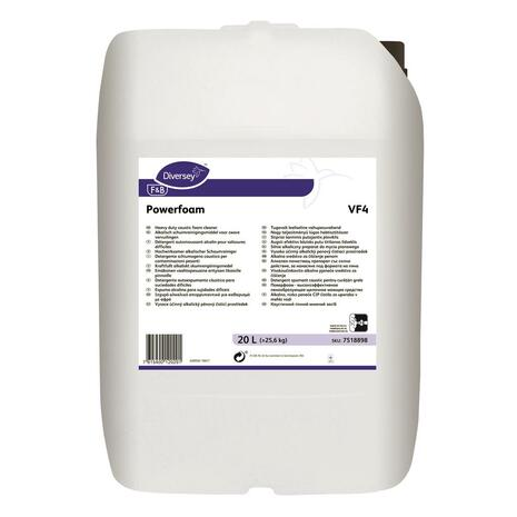 Sredstvo za prehrambeno industrijo Powerfoam VF4, 20 L